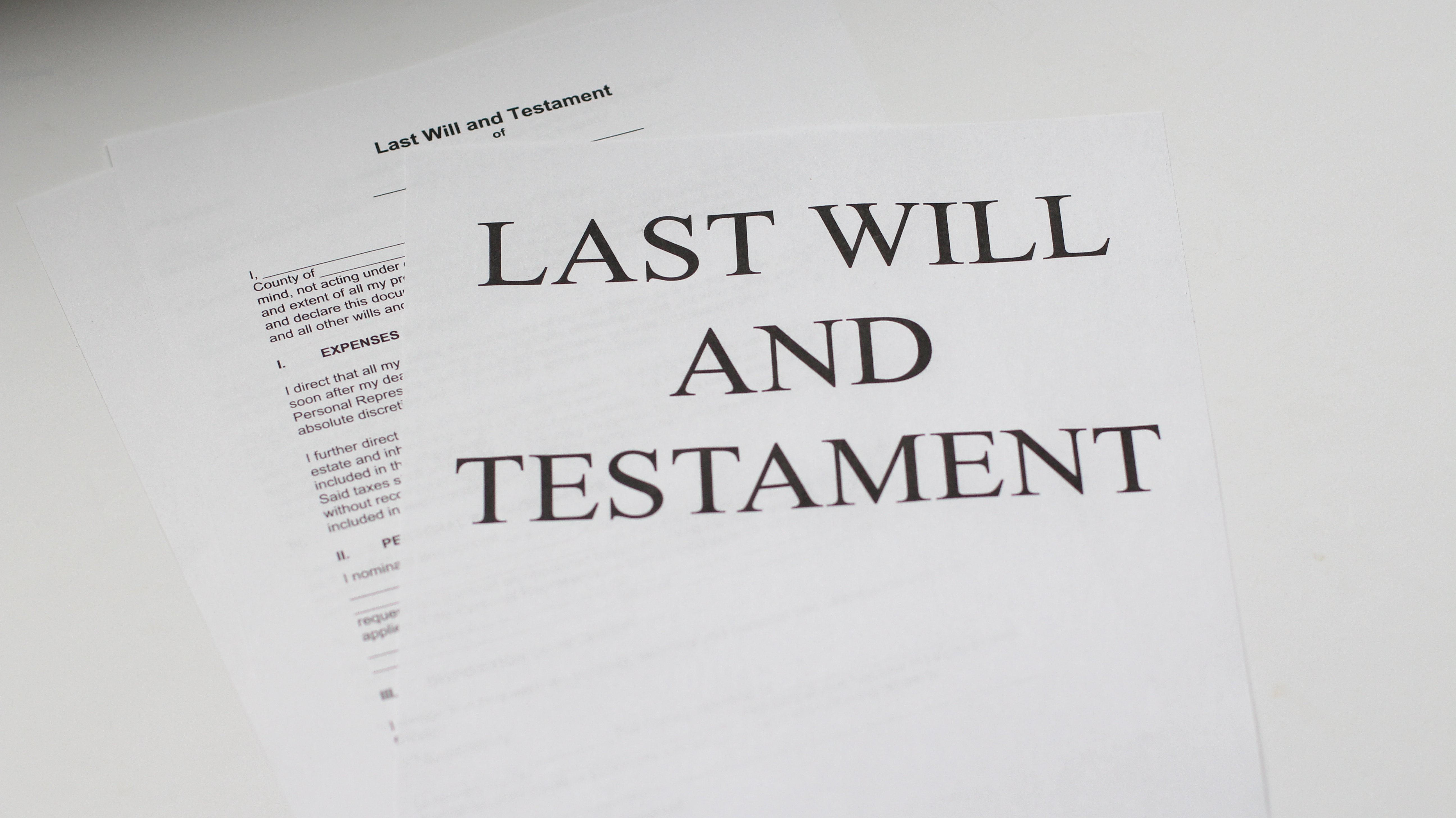 Is a Separated Spouse Entitled to a Share in the Estate of a Deceased Spouse?