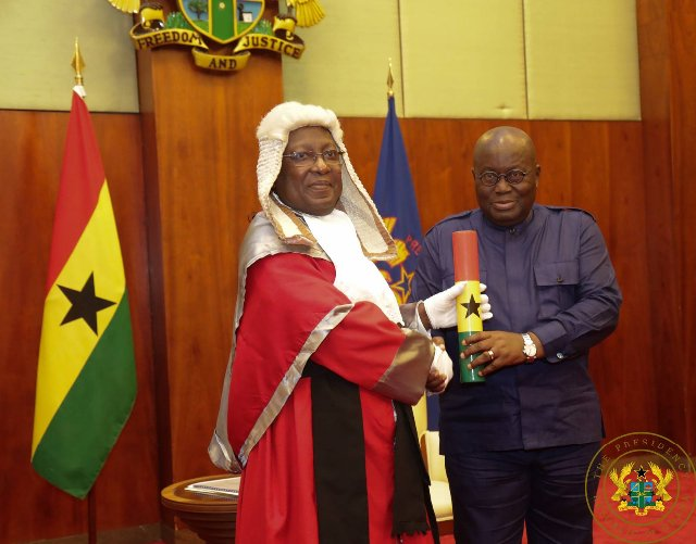 Remembering Mr. Justice Anthony Yeboah