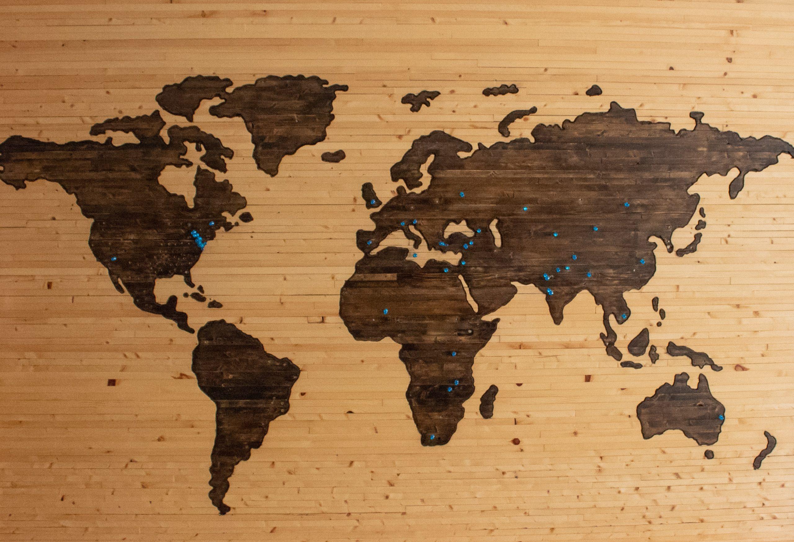 GLH World Case Basket