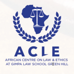African Centre on Law and Ethics -GIMPA
