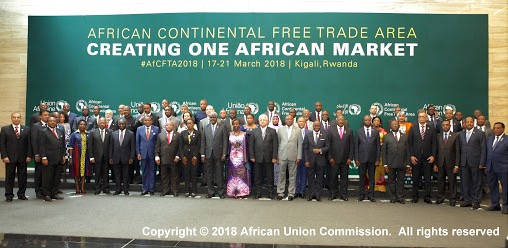 International Trade And Investment Relations After The Pandemic: Africa Rising?