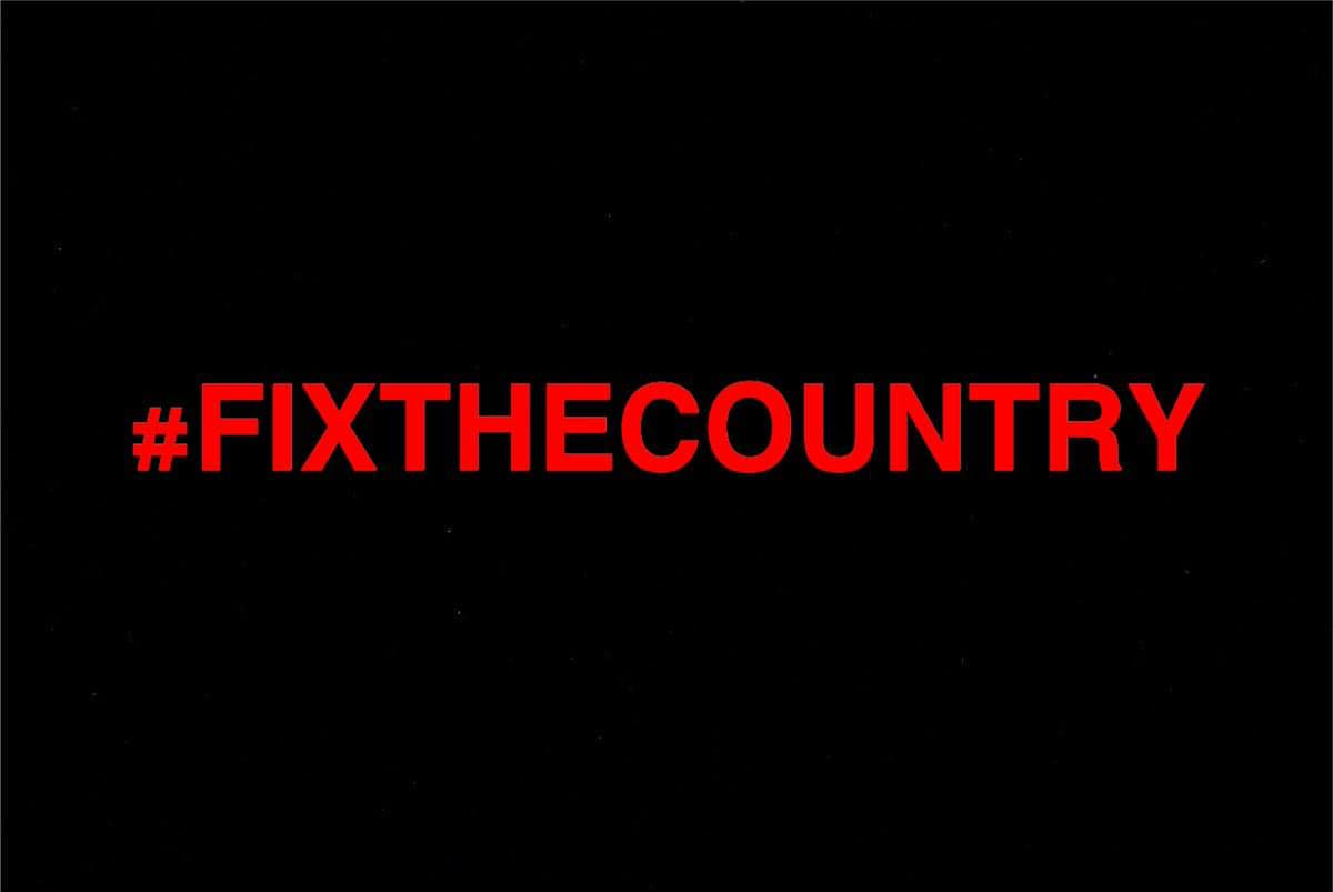 Flubbing One's Lines:  Revisiting #FixTheCountry's Horrid Day at the Ghana Supreme Court!